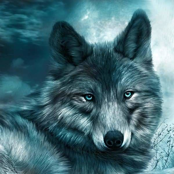 Wolves – Paint With Diamonds