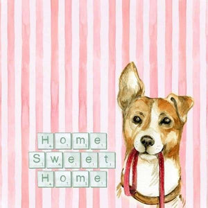 Quote Diamond Painting Kit - Home Sweet Home-Square 20x20cm- - Paint With Diamonds