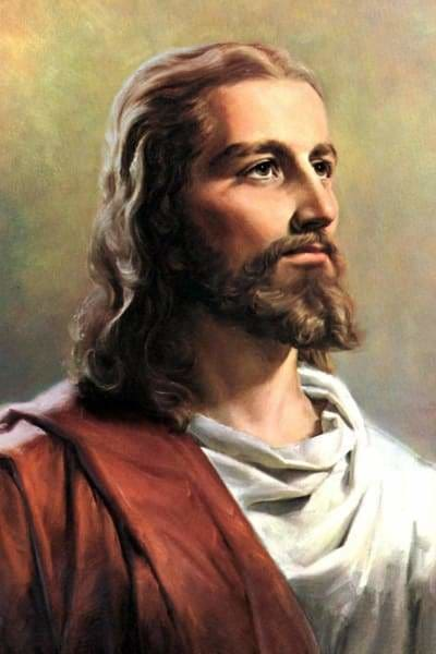 Religious Diamond Painting Kit - Portrait Of Christ-Square 20x30cm- - Paint With Diamonds