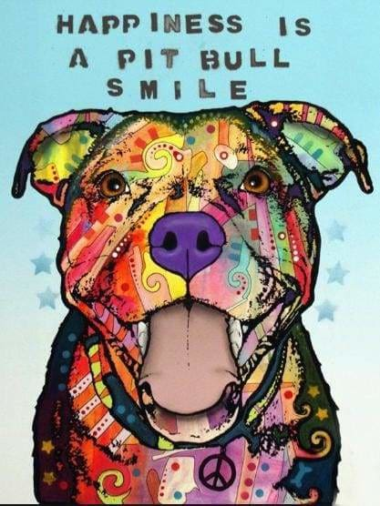 Smile Dean Russo Dog February 2019 Quote Round