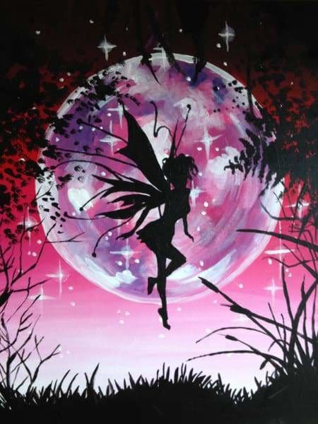 Tinkerbell Fairy Fall Sale January 2019 Moon Nature