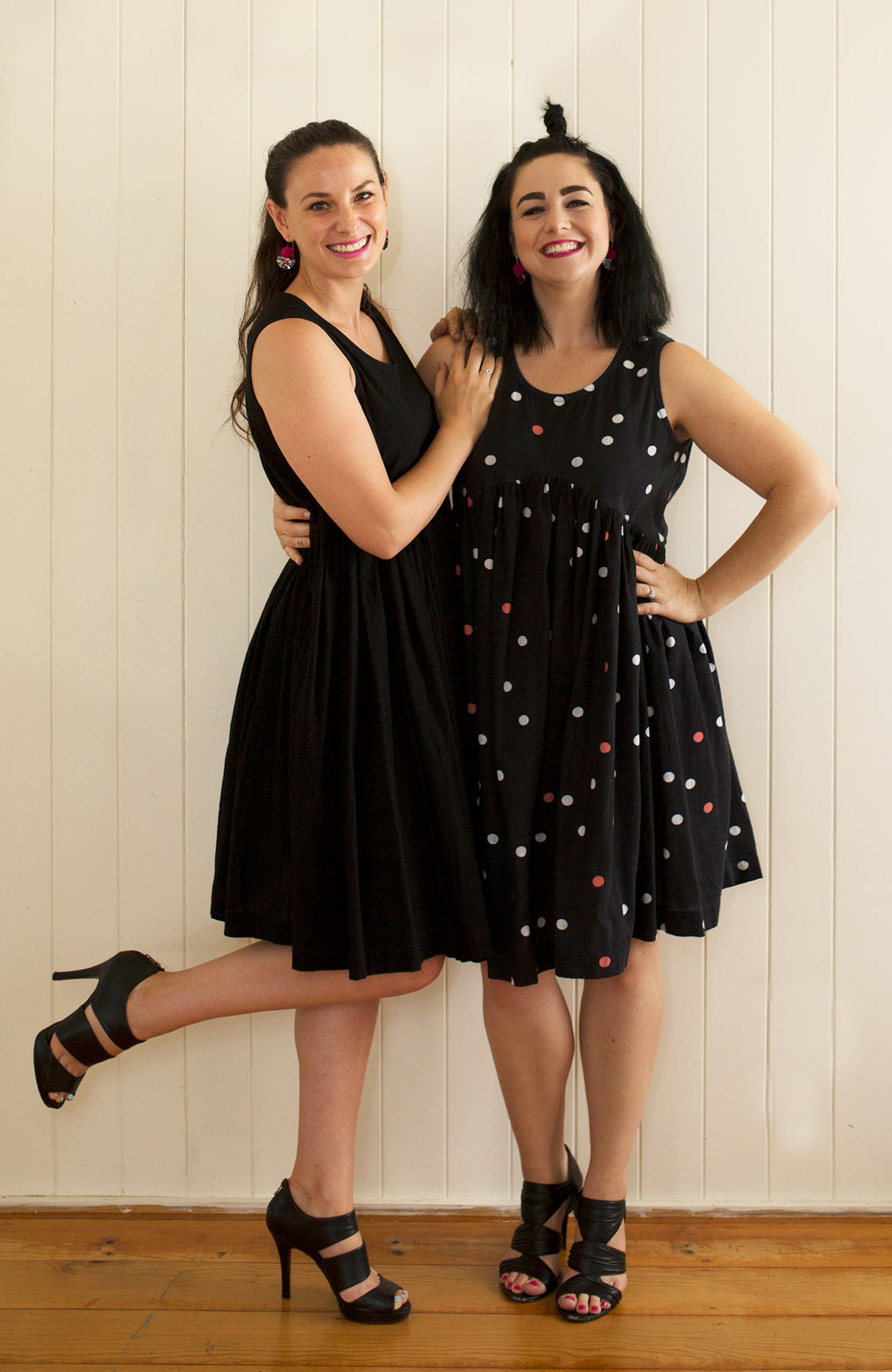 Jess Shares Her Little Black Dress Pick for Christmas Day