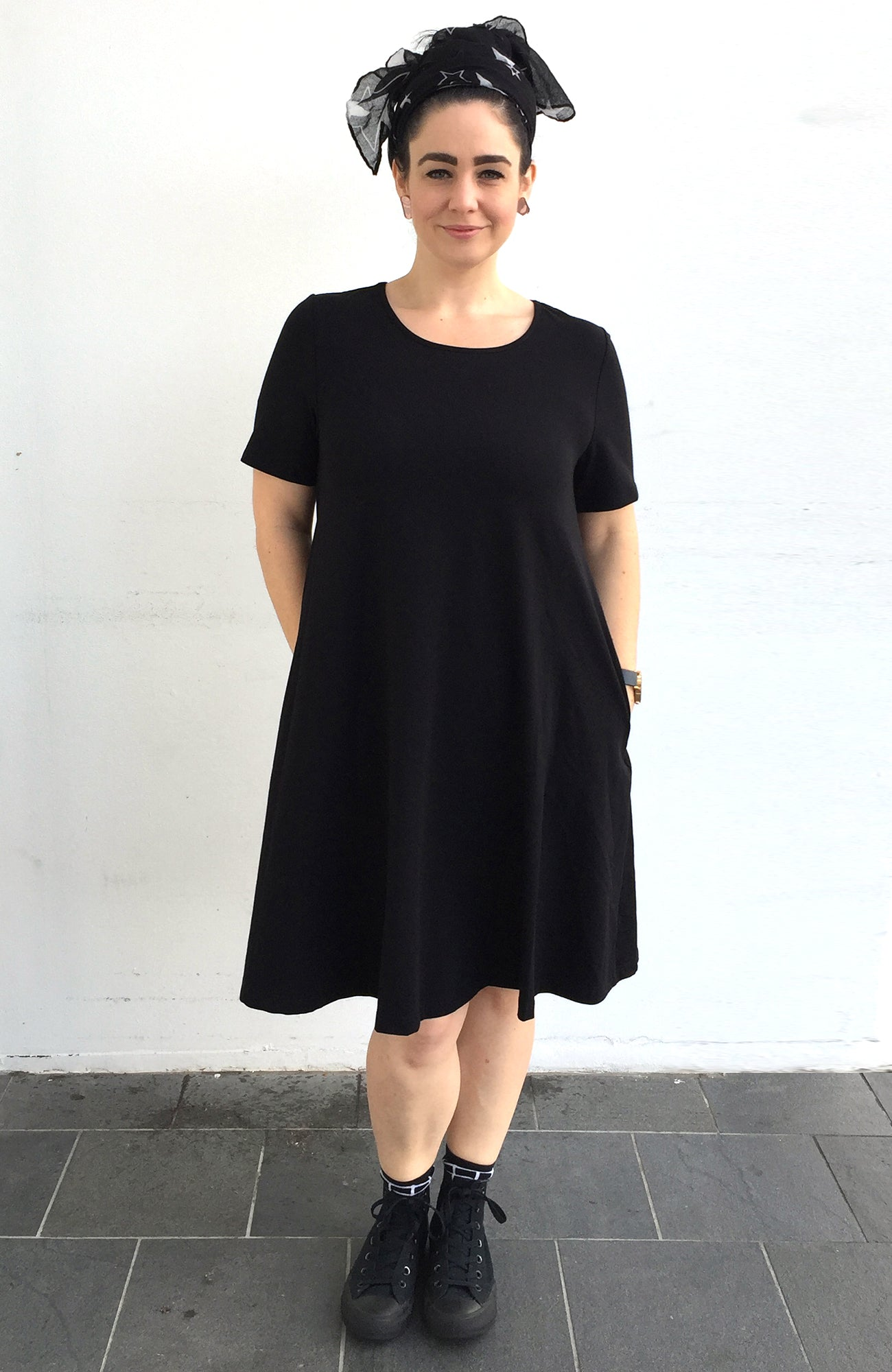 Dream Big Dress in Black - inBLACK. The Label | Women's Black Dresses