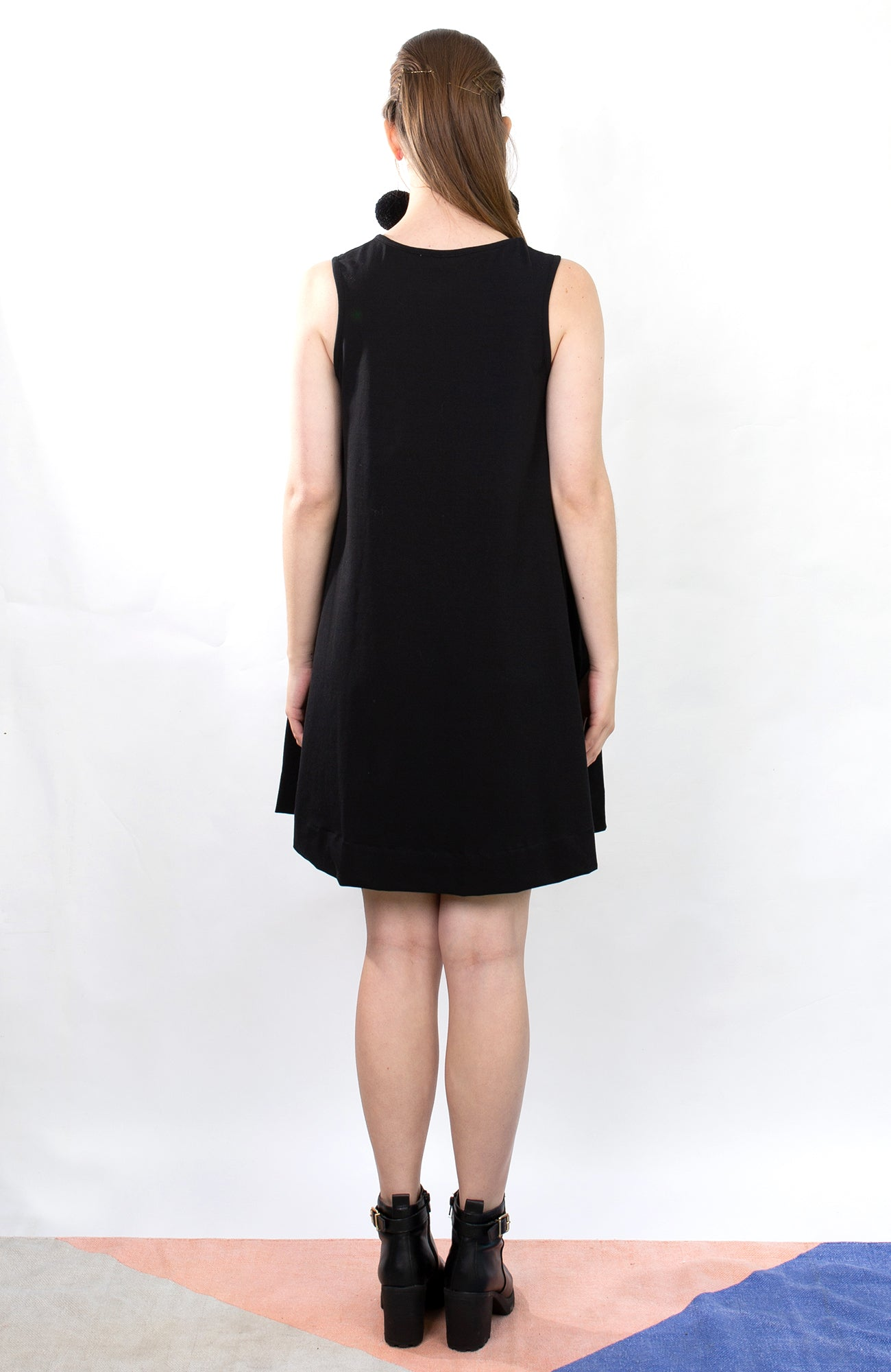 Feeling Free Dress in Black - inBLACK. The Label | Women's Black Dresses