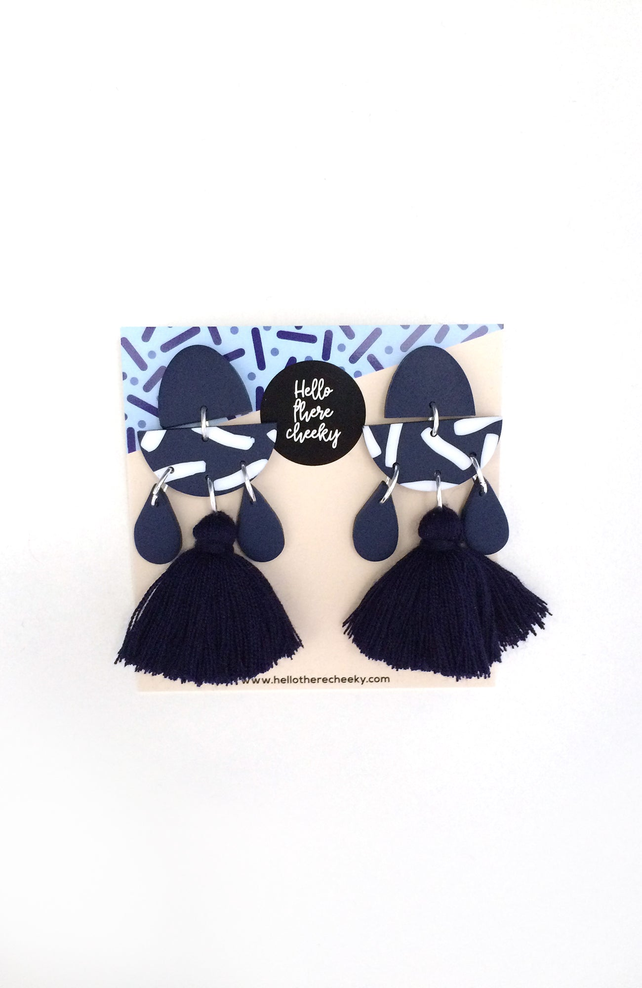 inBLACK. x Hello There Cheeky Mini Fiesta Dangles - inBLACK. The Label | Women's Black Dresses