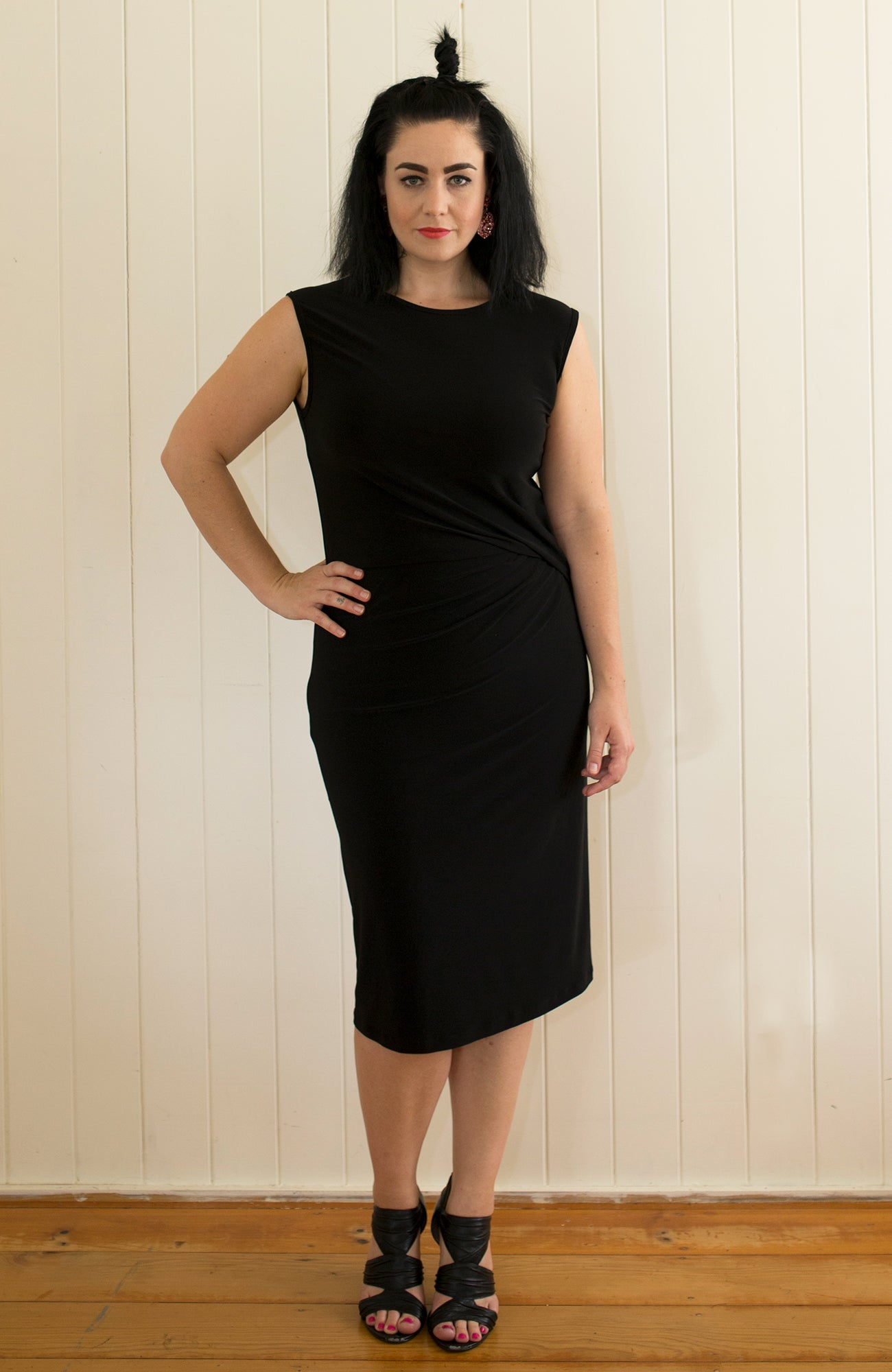 Noir Dress in Black - inBLACK. The Label | Women's Black Dresses