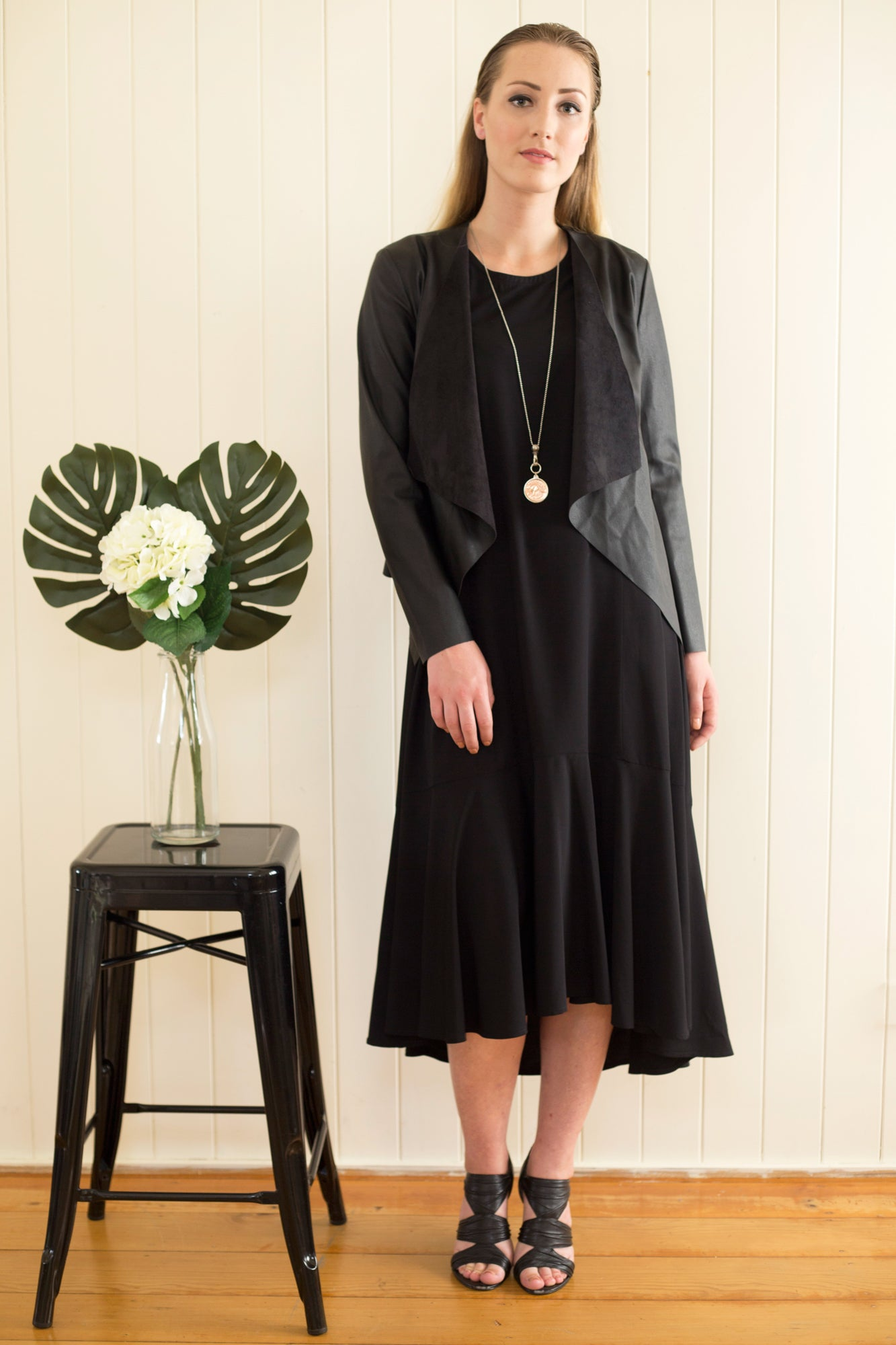 Show Stopper Dress in Black - inBLACK. The Label | Women's Black Dresses