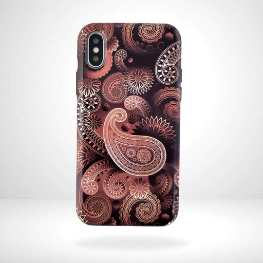 iPhone Case Elegant Paisley