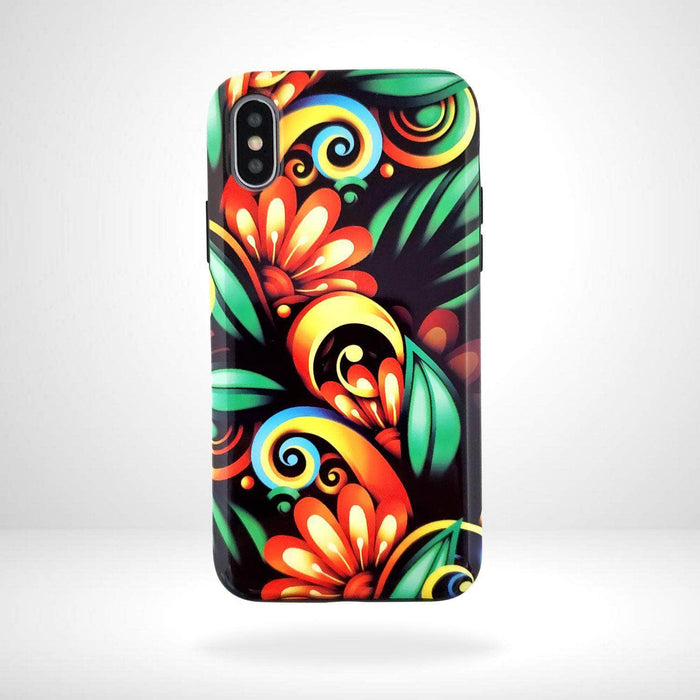 iPhone Case Floral Ornament