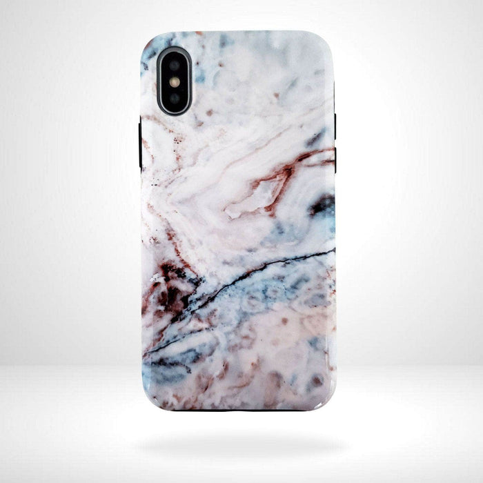 iPhone Case Mint Emperador Marble