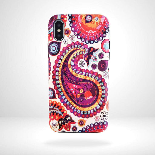 iPhone Case Paisley Floral