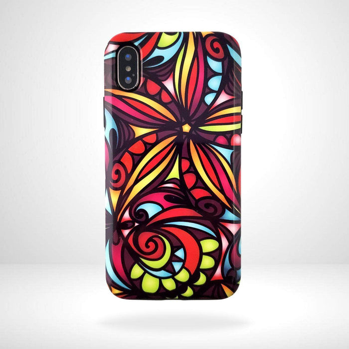 iPhone Case Paisley Vines