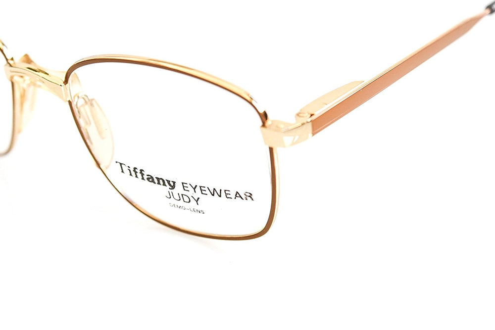 Tiffany Eyewear, Inc. Eyeglasses Judy 05 Brown 48-16-130