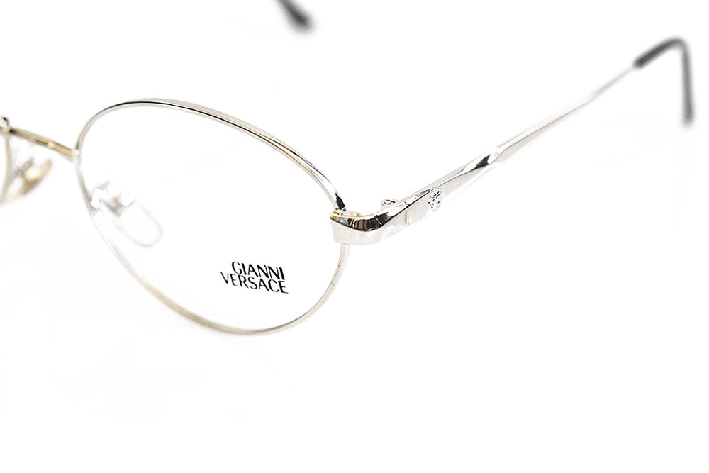 Gianni Versace Eyeglasses Mod. H32 Col. 26M 53-17-132 Made in Italy