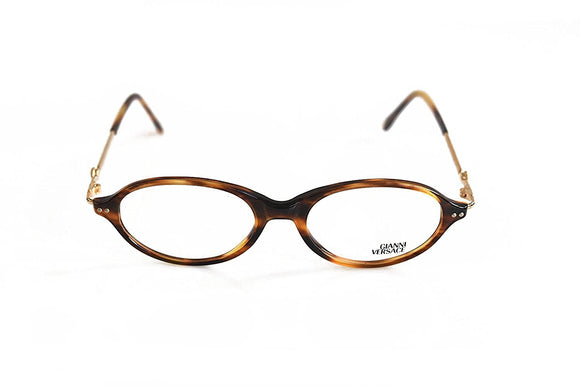 Gianni Versace Eyeglasses Mod. V30 Col. A12 Tortoise 50-18-135 Made in Italy - Eyeqglass