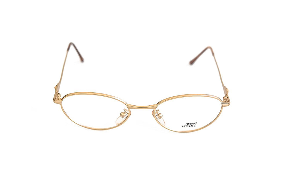 Gianni Versace Eyeglasses Mod. G74 Col. 13M 50-18-130 Made in Italy - Eyeqglass