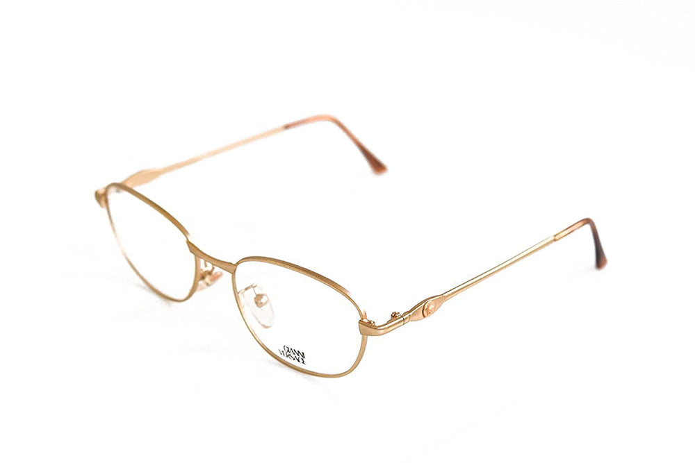 Gianni Versace Eyeglasses Mod. G73 Col. 13M 50-17-134 Made in Italy