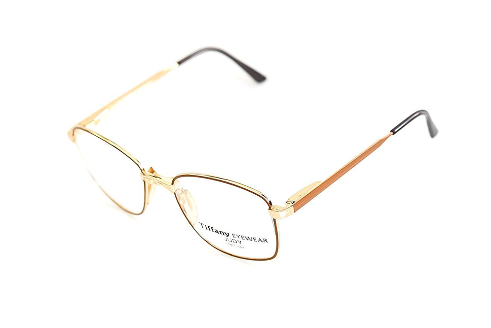 Tiffany Eyewear, Inc. Eyeglasses Judy 05 Brown 48-16-130 - Eyeqglass