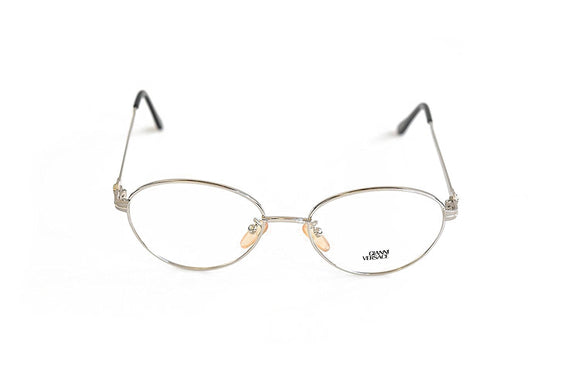 Gianni Versace Eyeglasses Mod. G57 Col. 01M 55-17-139 Made in Italy - Eyeqglass