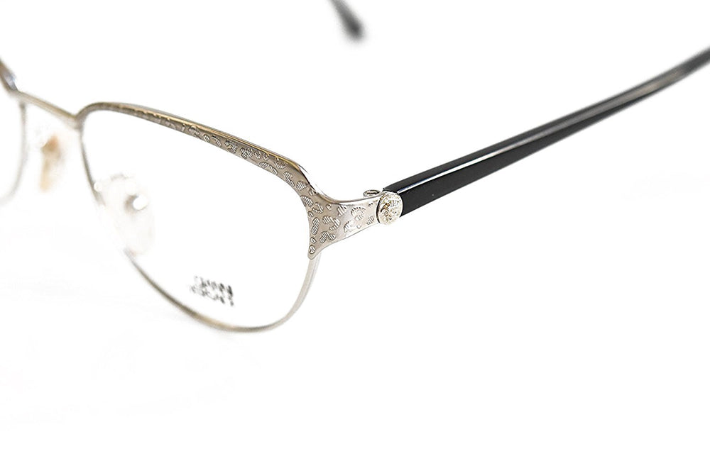 Gianni Versace Eyeglasses Mod. G95 Col. 01M 51-18-132 Made in Italy - Eyeqglass