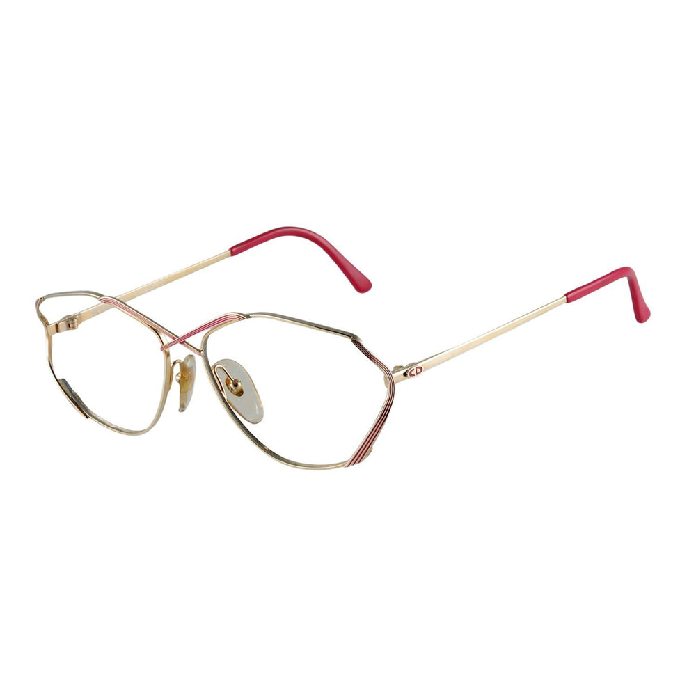 Christian Dior Eyeglasses (no lens) CD 2684 43 Red 53-14-130 Made in Austria