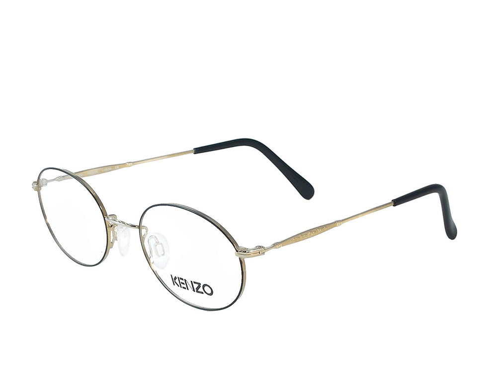 Kenzo Eyeglasses KE8904 BK Black 49-20-140 Made in Japan - Eyeqglass
