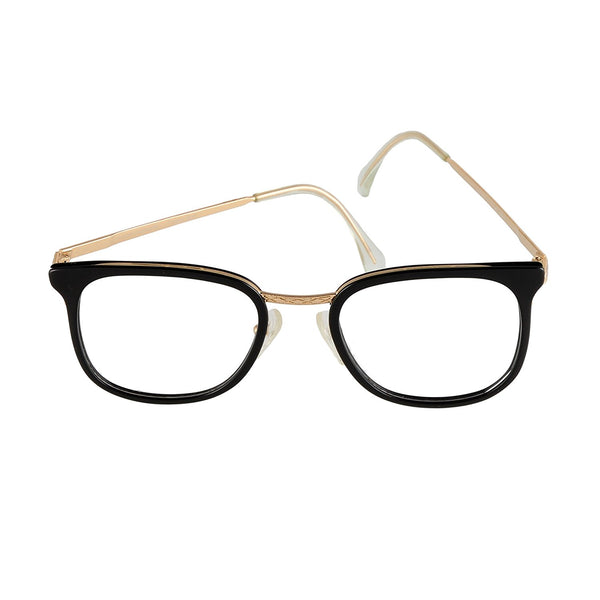 High Fashion Eyeglasses 5001 Col 6 54-18 Made in Italy Middle Bridge Design - Eyeqglass