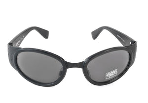 Versus by Versace Sunglasses R50 Col. 028 Black Made in Italy - Eyeqglass