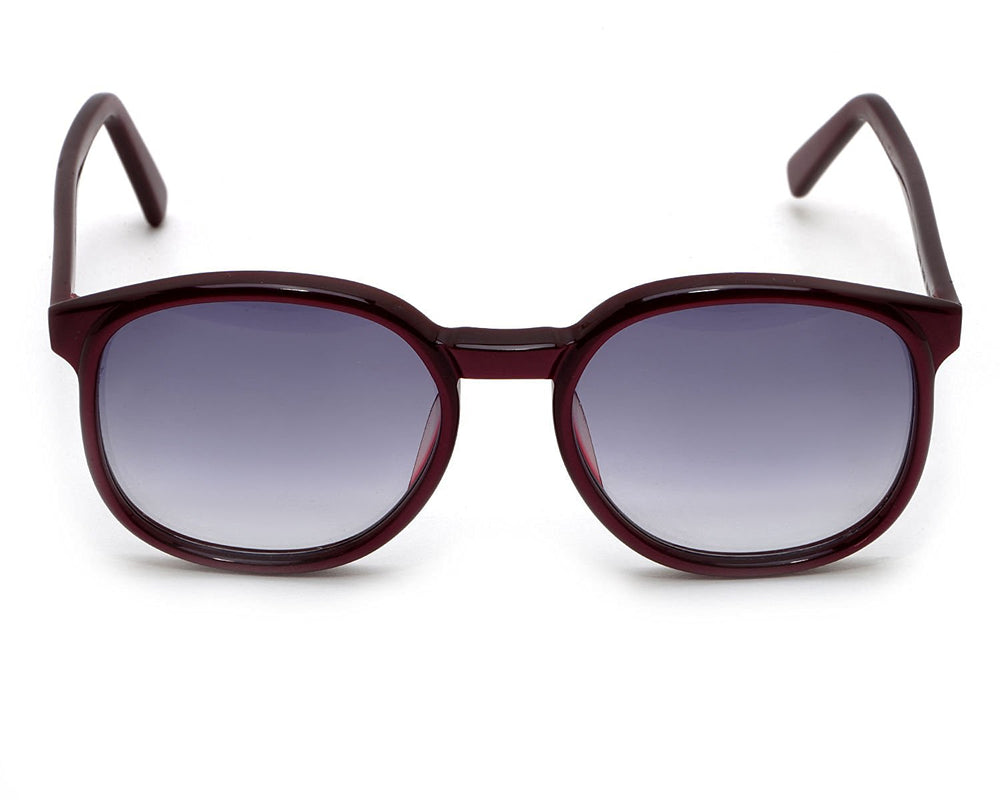 Sir Winston Sunglasses Anglo American 150 Burgundy S013 53-22 Made in England