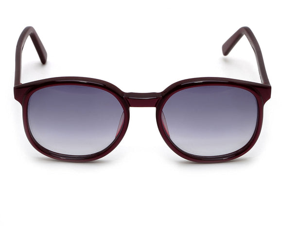 Sir Winston Sunglasses Anglo American 150 Burgundy S013 53-22 Made in England - Eyeqglass