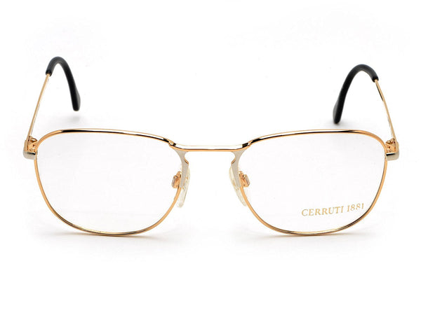 Cerruti 1881 Eyeglasses 1504 GW 55-20-140 Made in Germany