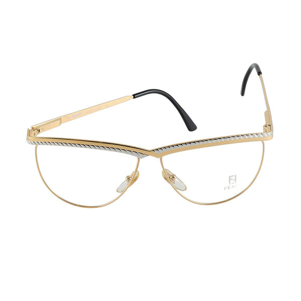 Fendi Eyeglasses FV 176 Col. 540 57-12-135 Made in Italy - Eyeqglass