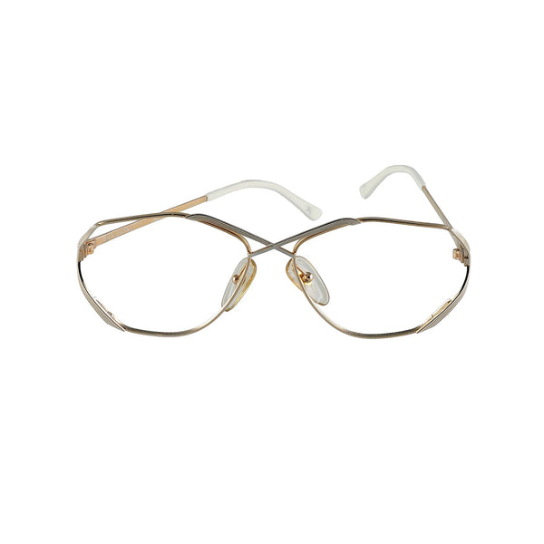 Christian Dior Eyeglasses (no lens) CD 2684 White 47 53-14-130 Made in Austria - Eyeqglass