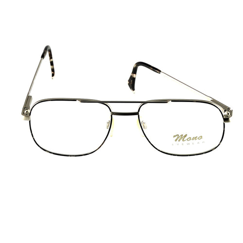 Mono Eyewear Eyeglasses DAISY 121 Col. J8 58-18-145 Made in Japan - Eyeqglass