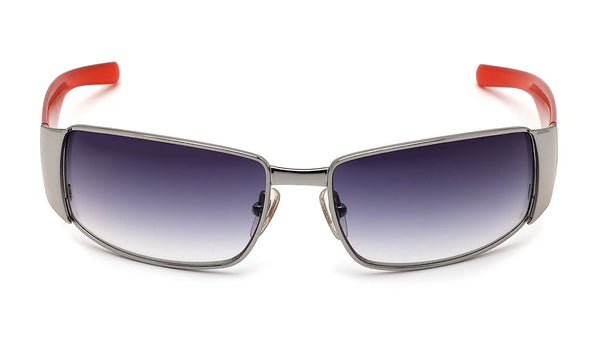 Versus by Versace Sunglasses 5030 1000/8G Silver Red 59-16-120