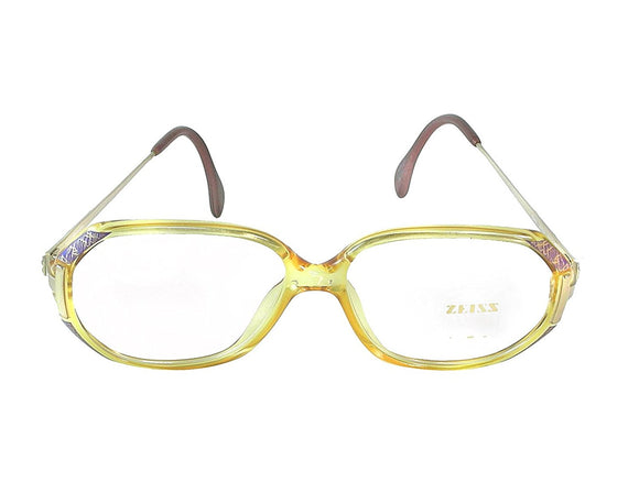 Zeiss Eyeglasses 3243 8400 EF9 54-14-135 Made in Germany - Eyeqglass