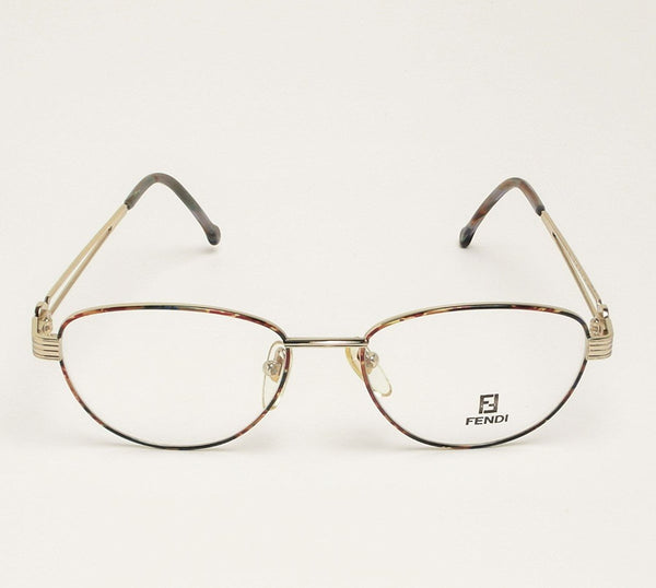 Fendi Eyeglasses VL 7011 Col. 480 53-18-135 Made in Italy - Eyeqglass