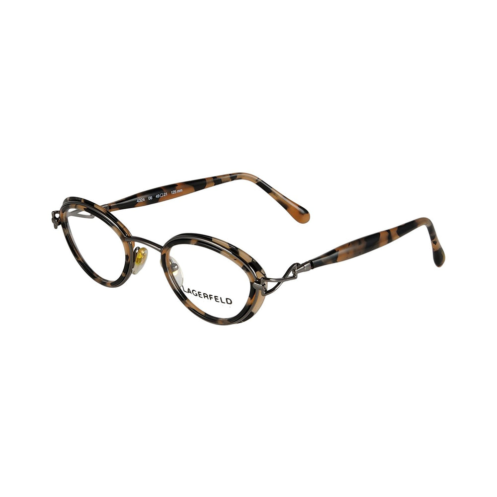 Lagerfeld Eyeglasses Mod. 4324 Col. 06 49-21-125 Made in France