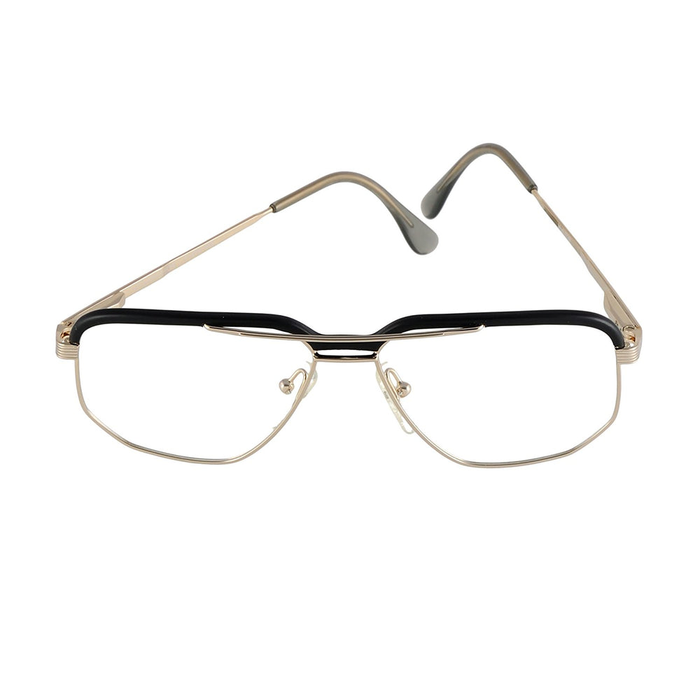 High Fashion Eyeglasses Mod. 1729 SILVER 57-17 Made in Italy