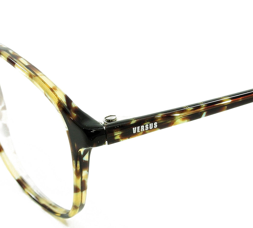 Versus by Versace Eyeglasses Mod. EW2 COL. 967 Size. 49-18-115 Made in Italy