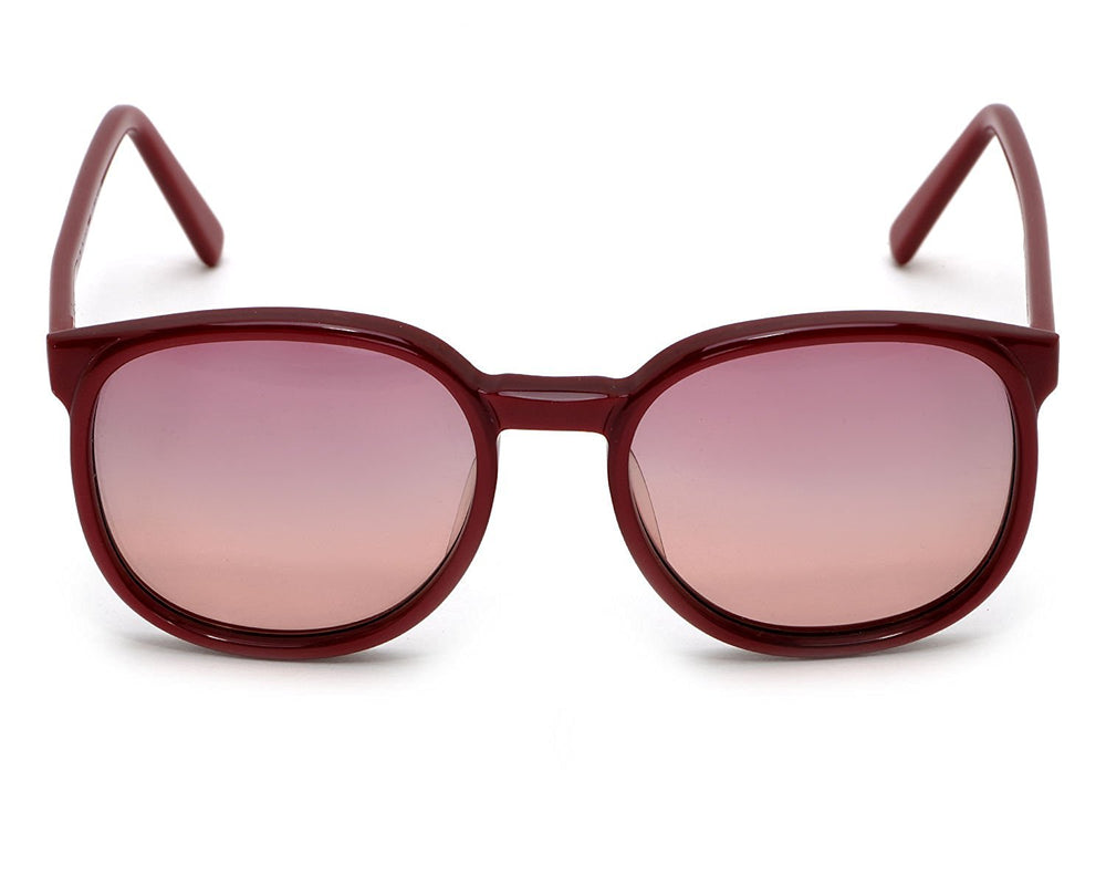Sir Winston Sunglasses Anglo American 150 Burgundy S012 53-22 Made in England - Eyeqglass