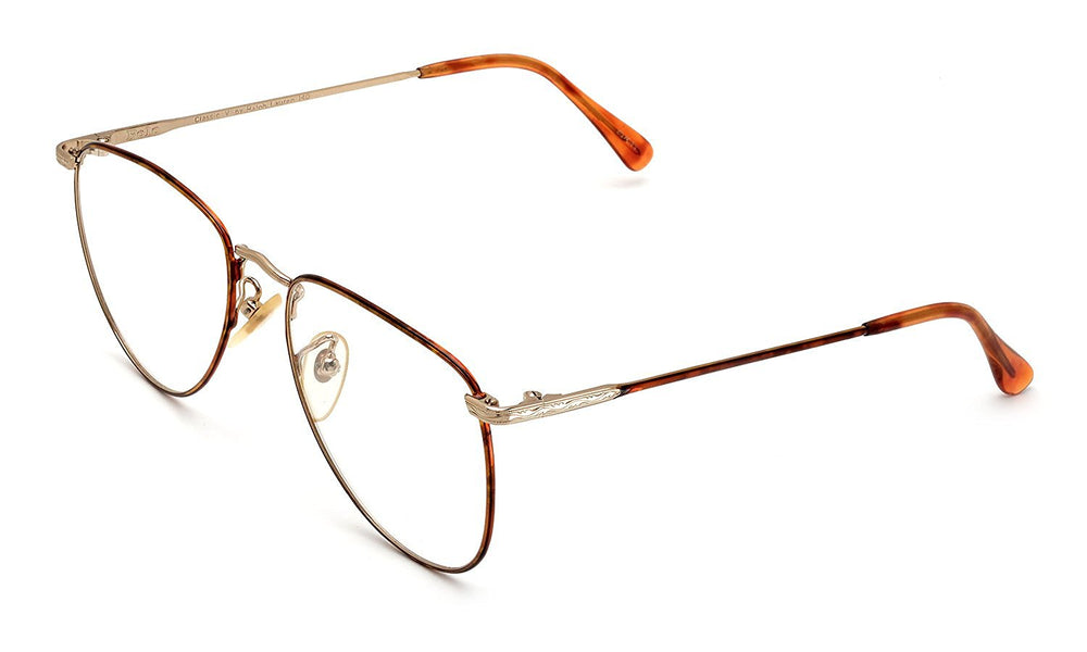 Polo by Ralph Lauren Eyeglasses Classic V YG/077 53-18-140 Made in Japan