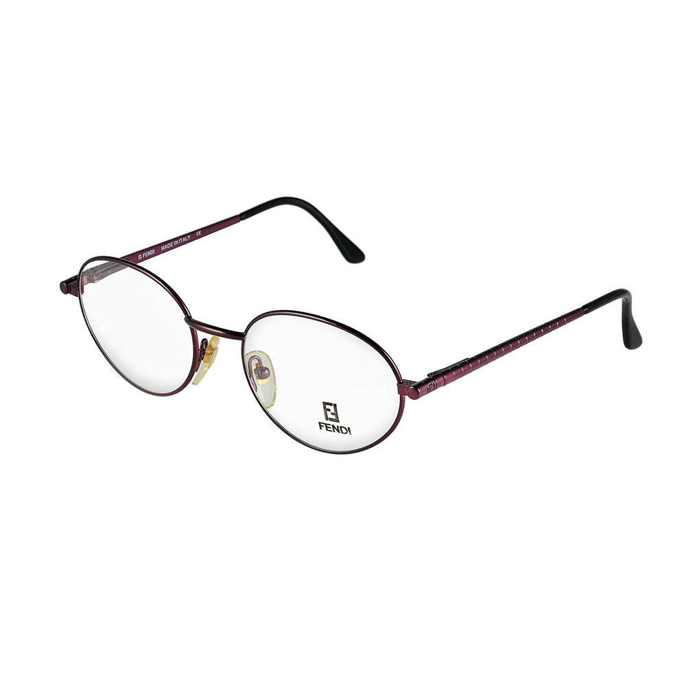 Fendi Eyeglasses VL 7110 Col. Q66 Burgundy 54-19-135 Made in Italy