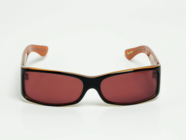 Black Flys Sunglasses LOUIS FLYTTON Handmade Fly First Class
