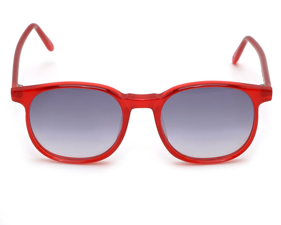 Sir Winston Sunglasses Anglo American 111 Red S02 52-22-145 Made in England - Eyeqglass