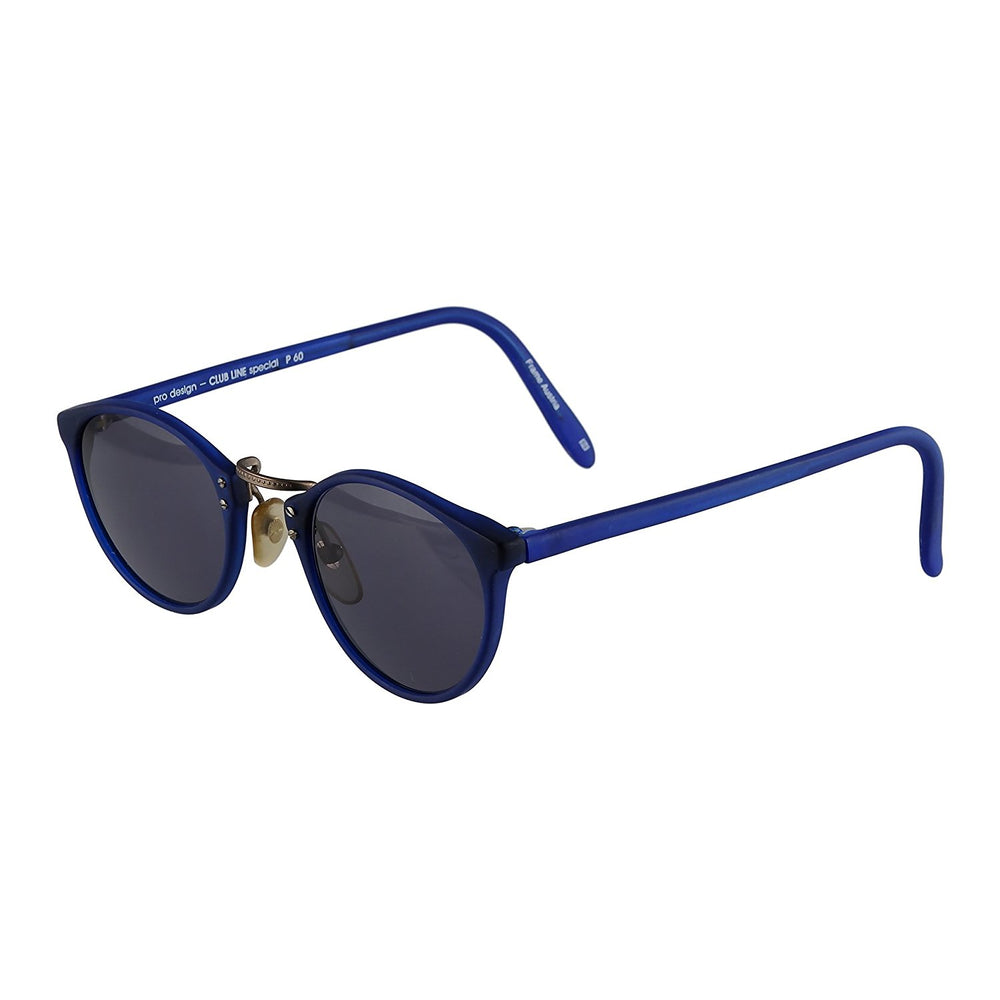 Pro Design Sunglasses P60 878M Blue 47-22 Made in Austria