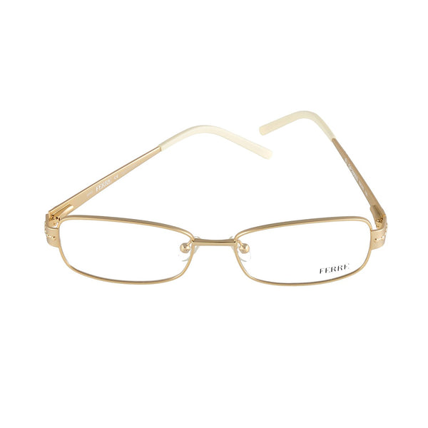GianFranco Ferre Gold Eyeglasses GF 28603 Col. 07/07 53-16-130 Made in Italy - Eyeqglass