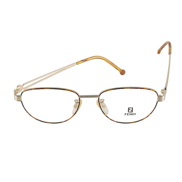 Fendi Eyeglasses VL 7011 Col. 481 53-18-135 Made in Italy - Eyeqglass