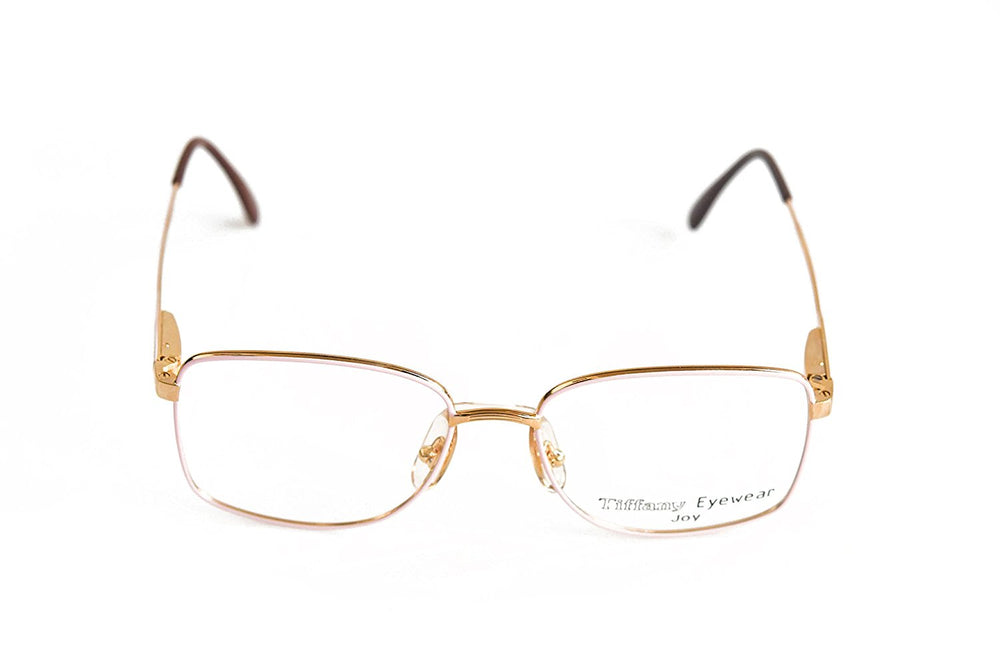 Tiffany Eyewear, Inc. Eyeglasses Joy Pink/Gold 52-16-135