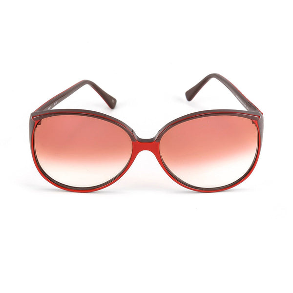 Sir Winston Sunglasses 3491 Red Brown 991 56-16 Made in Italy - Eyeqglass